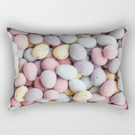eggs color Rectangular Pillow