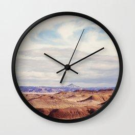 Desert View Wall Clock