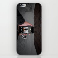 vans iPhone & iPod Skins featuring Vans by Zee Peralta