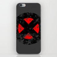 xmen iPhone & iPod Skins featuring XMen by sambeawesome