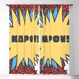 Kapow! Comics Hero Blackout Curtain