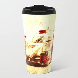 R18 2015 race car automovil de carreras Travel Mug
