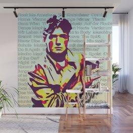 Falco Discography Wall Mural