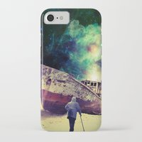 ship iPhone & iPod Cases featuring Ship by Cs025