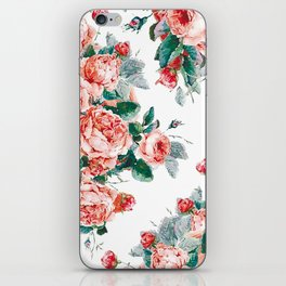 Roses boquet iPhone Skin