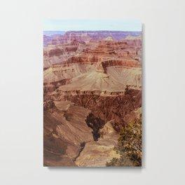 The Grand Canyon National Park in Arizona Metal Print