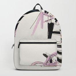 high heel Backpack