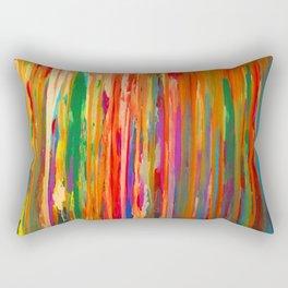 Neon Down Rectangular Pillow