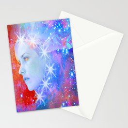 Star Breakout Stationery Cards