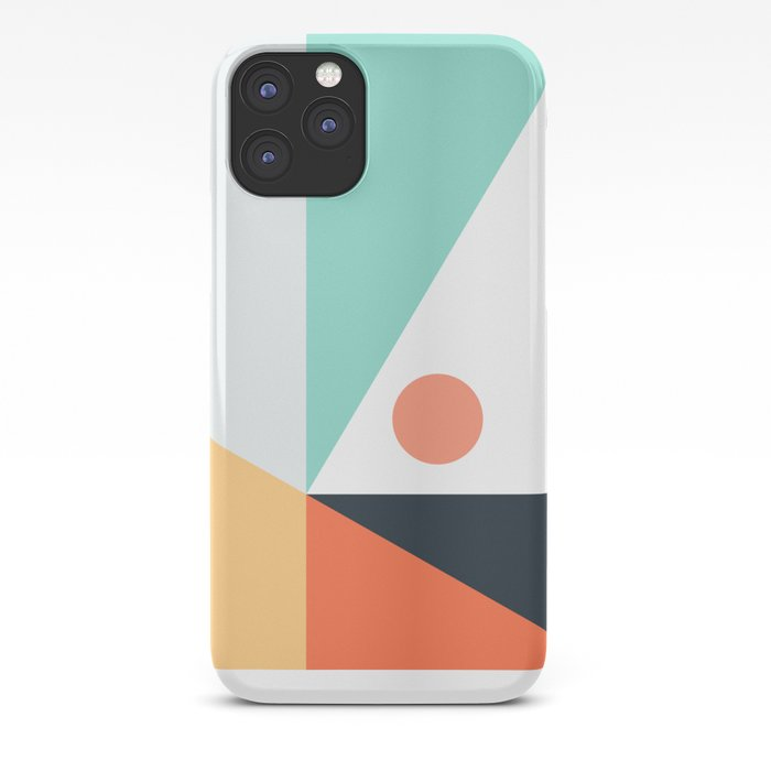 Geometric 1712 iPhone Case