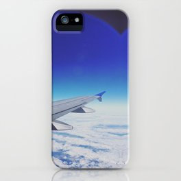 Double wings iPhone Case