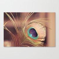 metallic Canvas Prints featuring Metallic by BURNEDINTOMYHE∆RT♥
