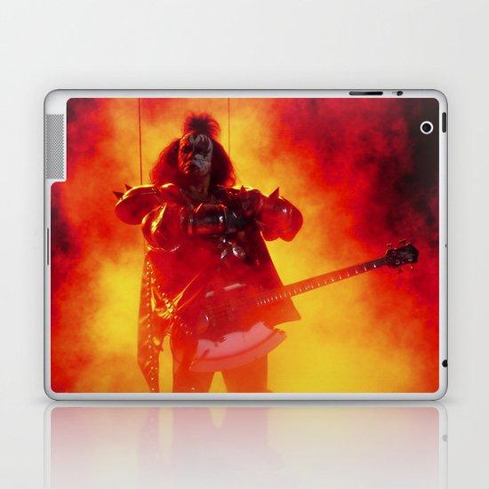The Demon Rises Laptop & iPad Skin