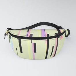Stripe Pattern XII Fanny Pack
