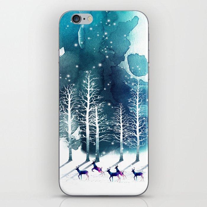 Winter Night 2 iPhone Skin