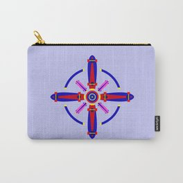 Skateboard Design Carry-All Pouch