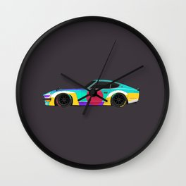 240Z Fairlady Z Wall Clock