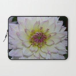 Dahlia Pastel Tones Laptop Sleeve