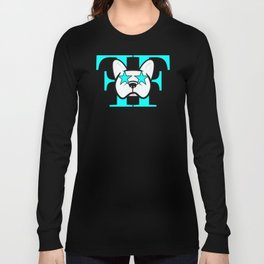 French Bulldog Fanatic Long Sleeve T-shirt