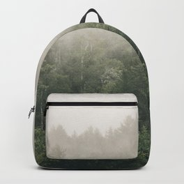 Forest Fog Photography | Woods | Misty | Mist | Forest Dew | Kaszuby Canada | Nature Photography Backpack