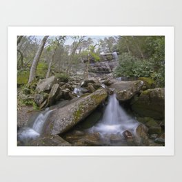Smoky Mountains - Northern Tennessee Art Print