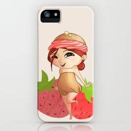 Mini Chou iPhone Case