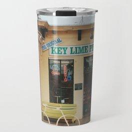 The Original Key Lime Pie Bakery Travel Mug