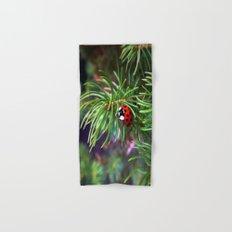 The Ladybird Hand & Bath Towel