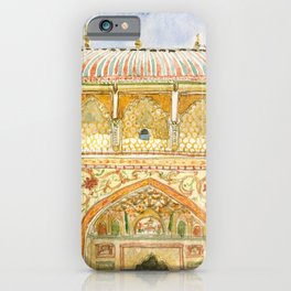 Amer Fort iPhone Case