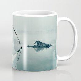 Frozen Fishing net Coffee Mug