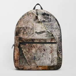Paper on the Wall III Backpack