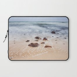 By the Shore - Landscape and Nature Photography Laptop Sleeve