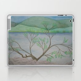 Banks of the Canal Laptop & iPad Skin