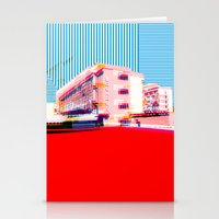 bauhaus Stationery Cards featuring Bauhaus · Das Bauhaus 6 by Marko Köppe