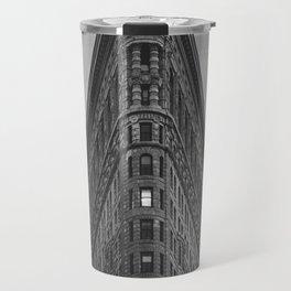 Flat Iron Building - New York Travel Mug