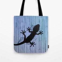 Gekkota Gecko baby 8286 Tote Bag