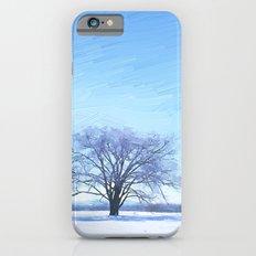 Shades of Winter iPhone 6 Slim Case