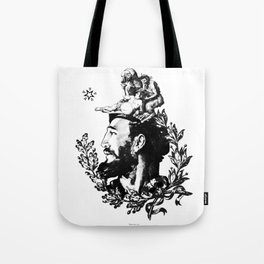 The natural nature of a Cuban Communist Leader. Tote Bag