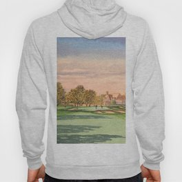 Winged Foot West Golf Course NY Hoody