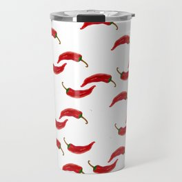 Hot red Chili pepper Travel Mug