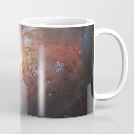 Spiral Galaxy M 106 Coffee Mug