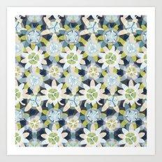 Passionflower Art Print