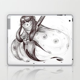 Brush love Laptop & iPad Skin