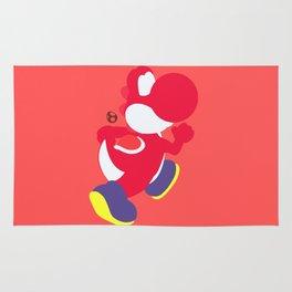 Yoshi(Smash)Red Rug