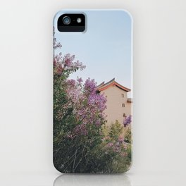 flower photography by KAL VISUALS iPhone Case