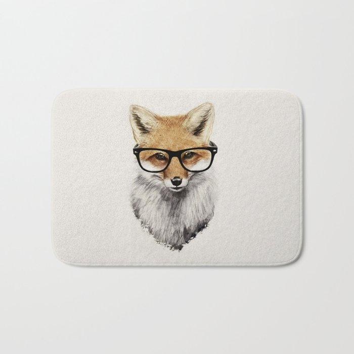 Mr. Fox Bath Mat