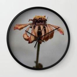 Beauty in Autumn Wall Clock