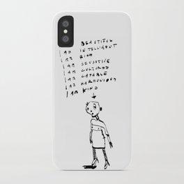 I AM iPhone Case