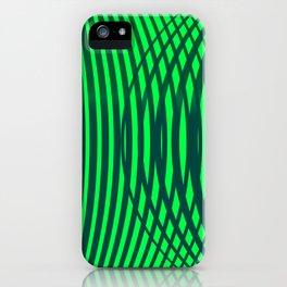 """""""Jungle"""" geometric iPhone Case"""