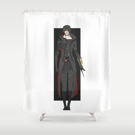 Evie Shower Curtain